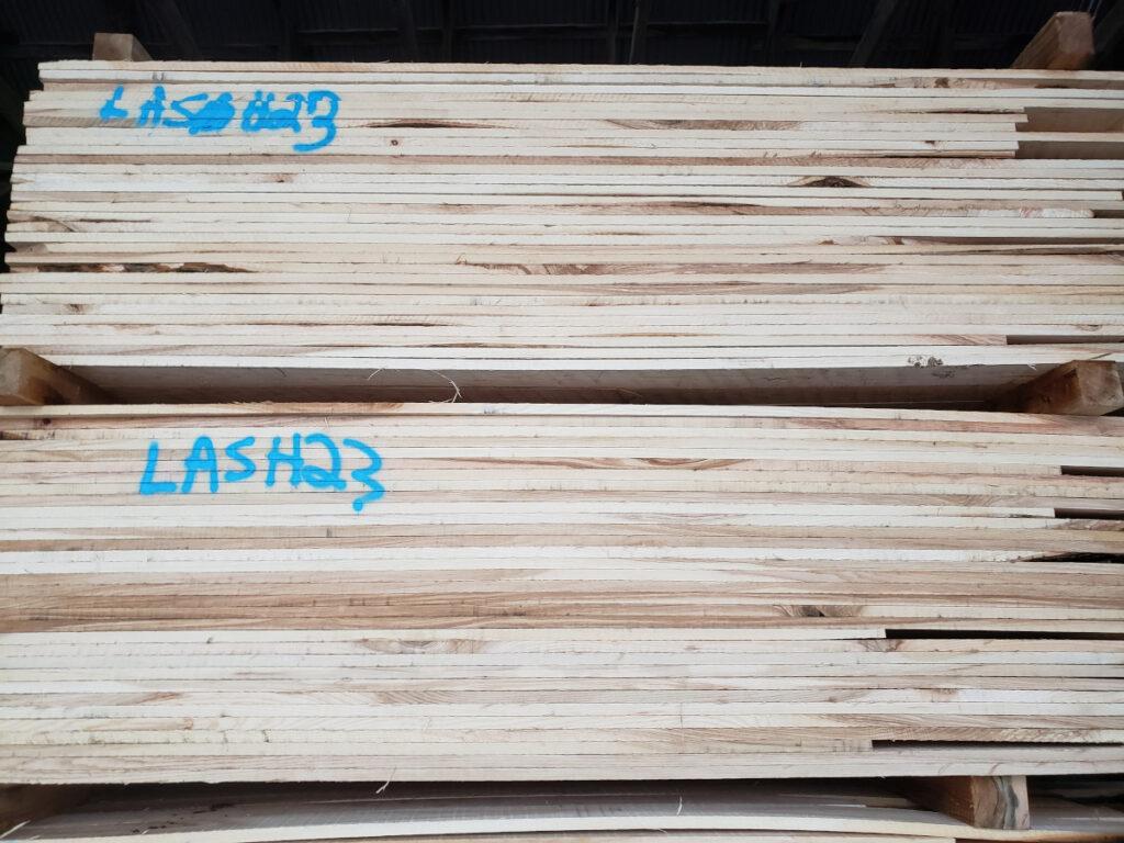 ash lumber packs